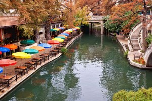16820627 - river walk in san antonio, texas